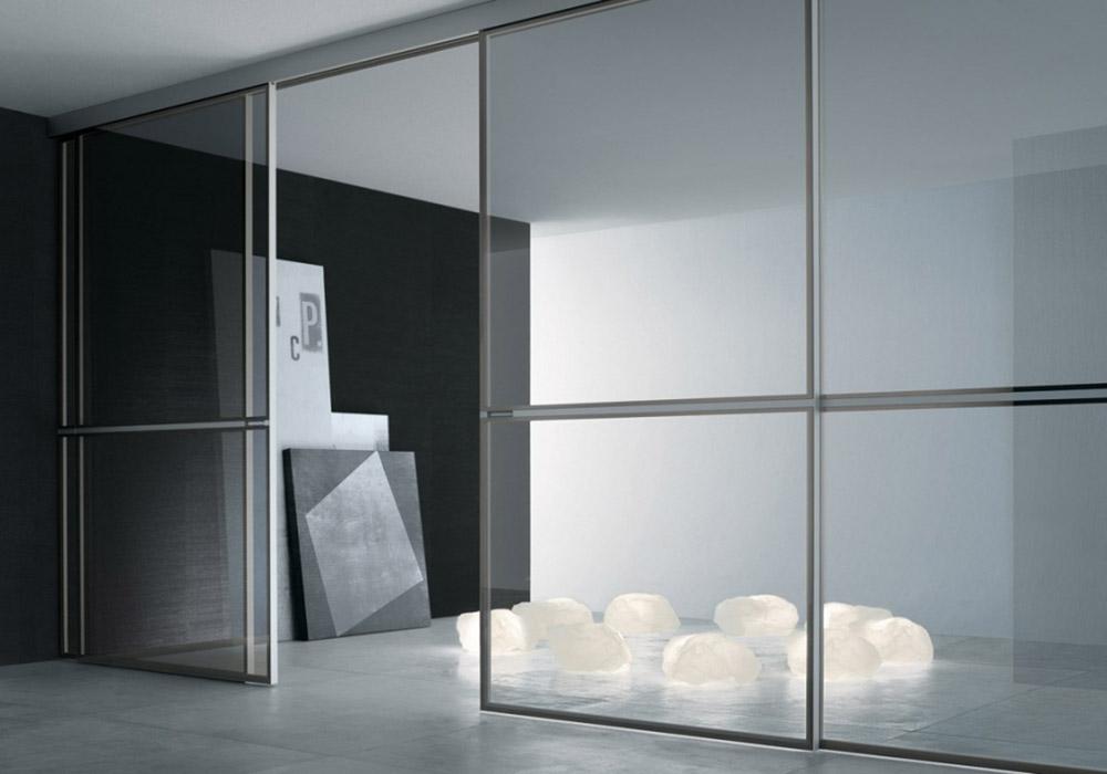 Promozione porte scorrevoli rimadesio procacci design for Rimadesio arredamenti