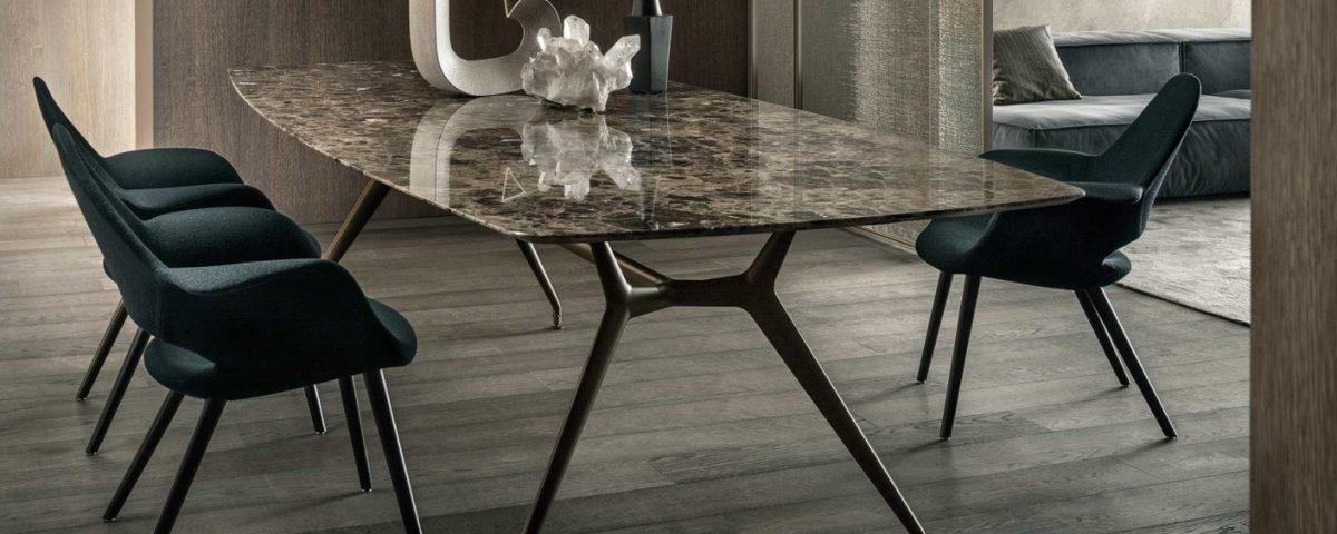 Rimadesio tavolo manta procacci design - Tavolo manta rimadesio ...